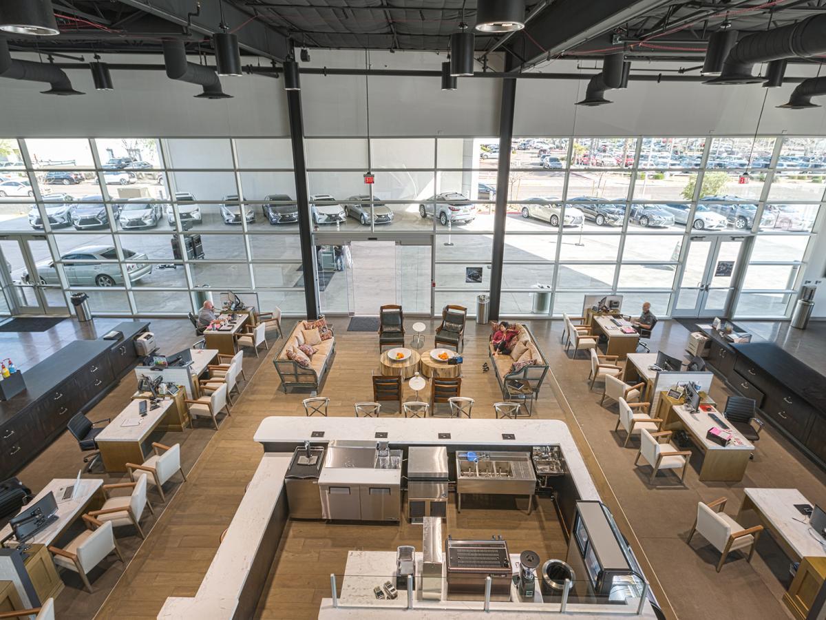 Earnhardt Auto Centers is now hiring at Earnhardt Lexus in Phoenix